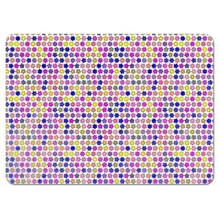 Pink Star Parade Placemats (Set of 4)