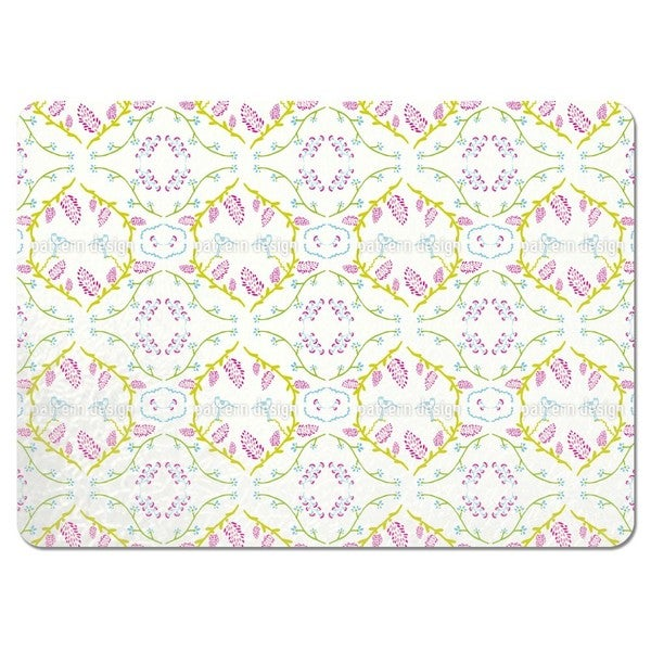 Spring Announcement Placemats (Set of 4)