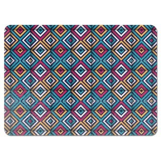 Folded Squares Placemats (Set of 4)