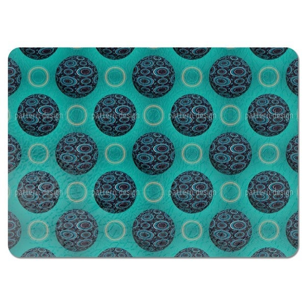 Circle Planet Placemats (Set of 4)