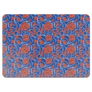 Autumnal Flower Placemats (Set of 4)