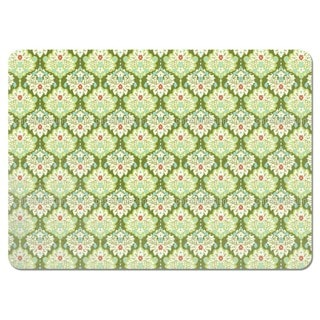 Damask of Spring Placemats (Set of 4)