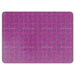 Pintoretto Pink Placemats (Set of 4)