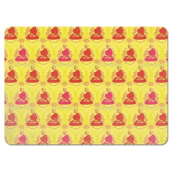Buddha Meditation Placemats (Set of 4)