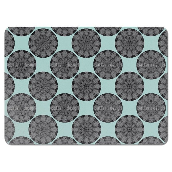 Gothic Circles Placemats (Set of 4)