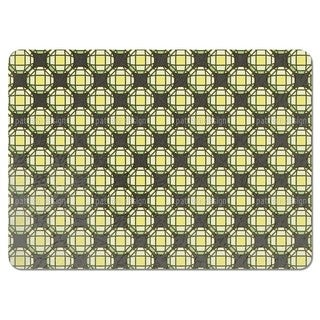 Sun is Shining Through Tiffany Glass Placemats (Set of 4)