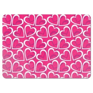 Love Love Love Placemats (Set of 4)