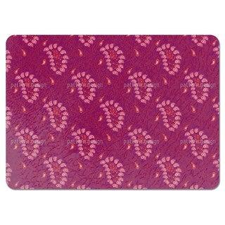 Exotic Tendrillars Purple Placemats (Set of 4)