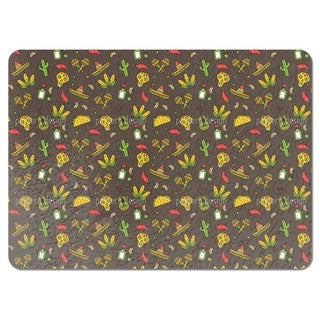 Mexican Party Placemats (Set of 4)