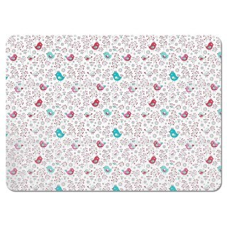 Birds and Berries Placemats (Set of 4)