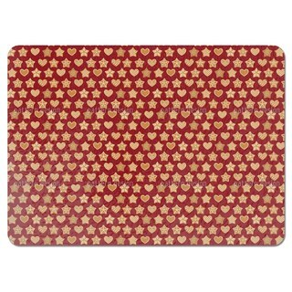 Gingerbread Placemats (Set of 4)