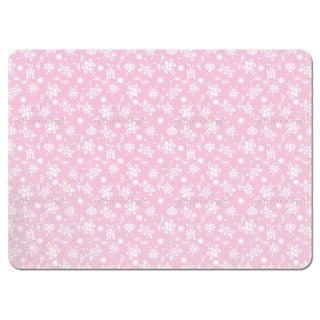 Tingle Tangle Pink Placemats (Set of 4)