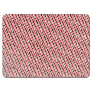 Checks Downhill Placemats (Set of 4)