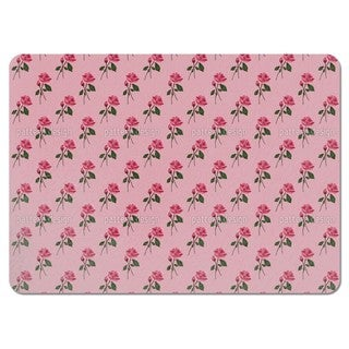 Pink Roses Placemats (Set of 4)