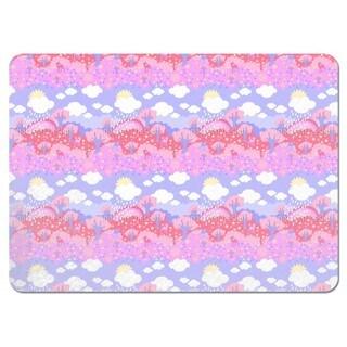 Rainbow Wonderland Pink Placemats (Set of 4)