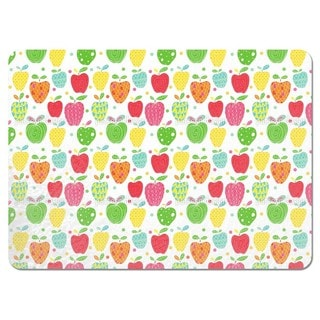 Apple Art Placemats (Set of 4)