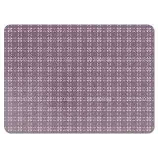 Curly Checks Placemats (Set of 4)