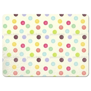 Blooming Dots Placemats (Set of 4)
