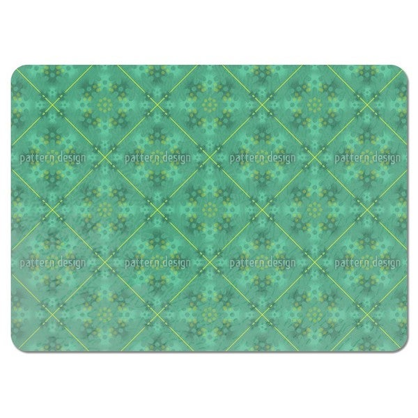 Green Patina Placemats (Set of 4)