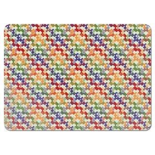 Weave It Colorful Placemats (Set of 4)