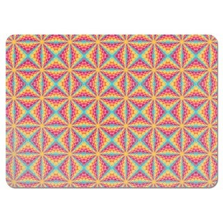 Colorful Kaleidoscope Placemats (Set of 4)