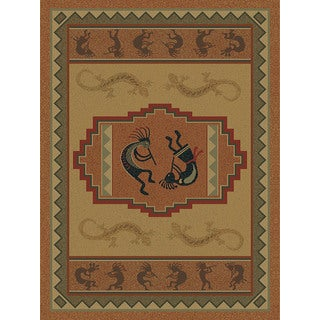 Ridgeland Ancient Music Accent Rug - 1'10 x 3'1
