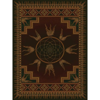 "Ridgeland Native Dream Runner Rug (1'11"" x 7'6"")"