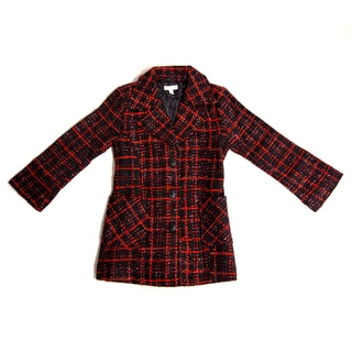 Girls' Train Coat