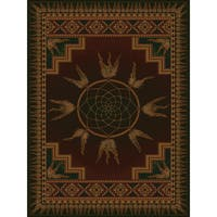Ridgeland Native Dream Area Rug (5'3 x 7'6) - 5'3 x 7'6