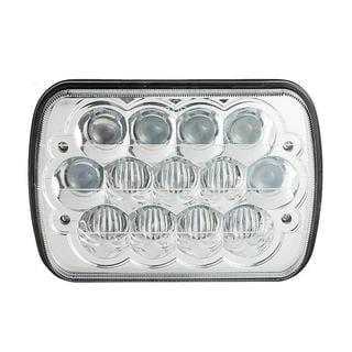 5 x 7in 39W Cree Hi-Lo Beam Sealed Beam Headlight with Atmosphere Light