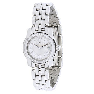 Pre-Owned Baume & Mercier Capeland MOA08216 Ladies Watch in Stainless Steel