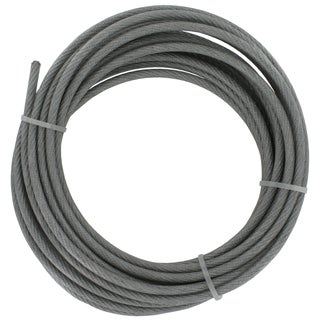 "Baron 54205 1/4"" to 5/6"" 30' Galvanized Cable"