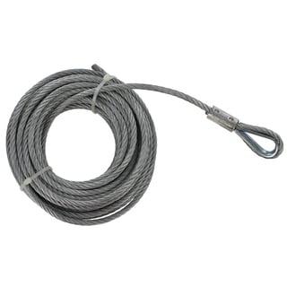 """Baron 59401 7/32"""" X 50' Galvanized Cable"""