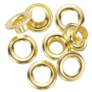 General 1261-2 #2 Brass Grommet Refills 24-ct