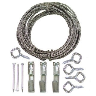 Ook 50931 100 Lb Capacity Picture Hanging Kit