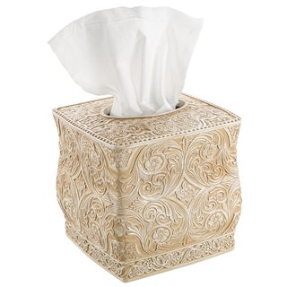 Creative Scents Victoria Square Tissue Box Cover