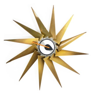 Kardiel George Nelson Turbine Wall Clock