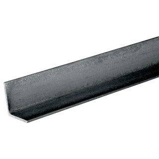 "Boltmaster 11710 1/8"" X 1-1/2"" X 48"" Angle Bar Plain Steel"