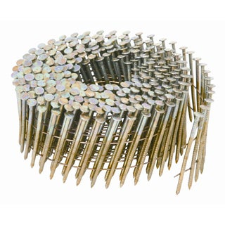 "Hitachi 13338 2-1/4"" X .092"" Ring Shank Electro Galvanized Siding Nails"