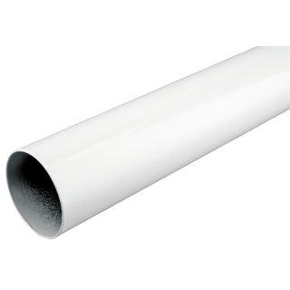 John Sterling Corp 0018-6 6' White Closet Pole