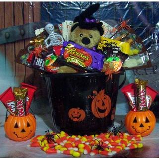 Witches Brew Halloween Cauldron