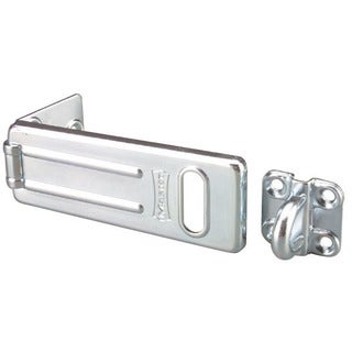 "Master Lock 704DPF/704D 4-1/2"" Security Hasps"