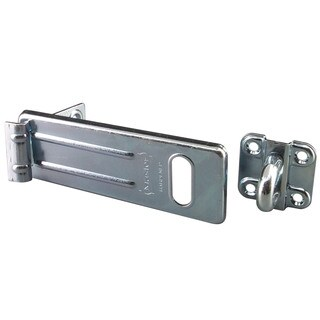 "Master Lock 706D 6"" Heavy-Duty Security Hasp"