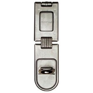 "Master Lock 720DPF 6-1/4"" Single Hinge Security Hasps"