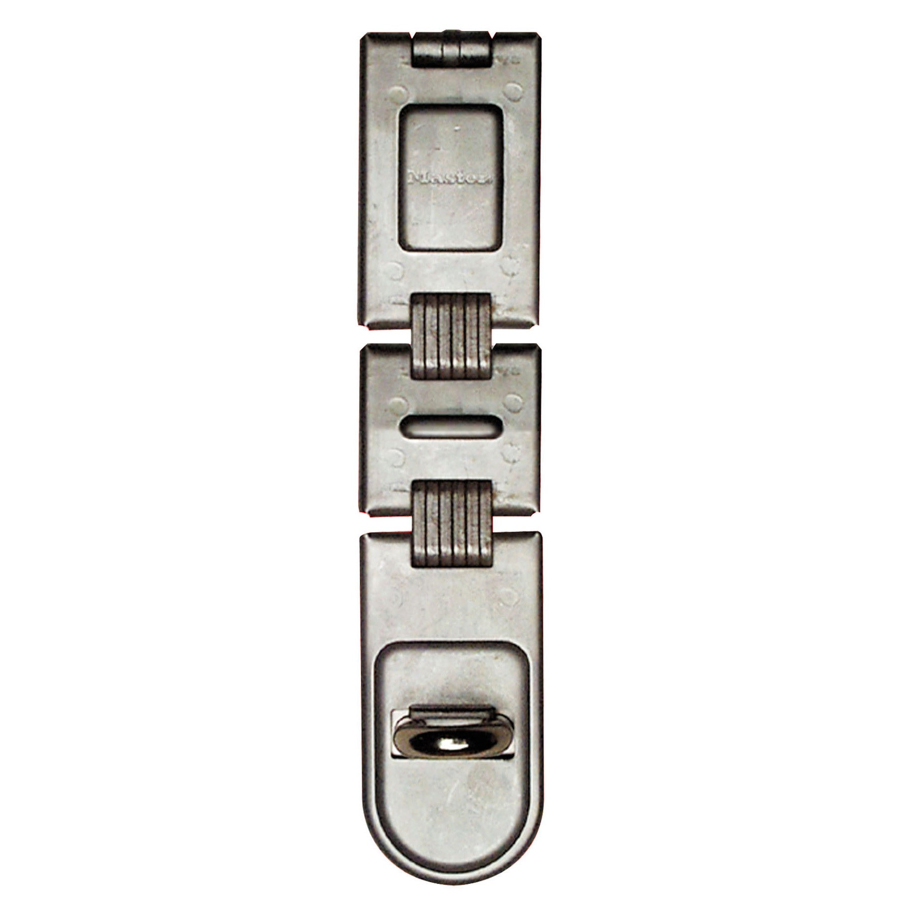 "Master Lock 722DPF 7-3/4"" Double Hinge Security Hasp (Har..."
