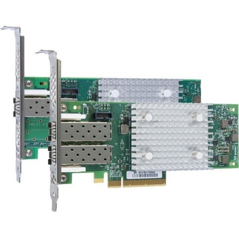 Lenovo QLogic 16Gb Enhanced Gen5 FC Dual-port HBA