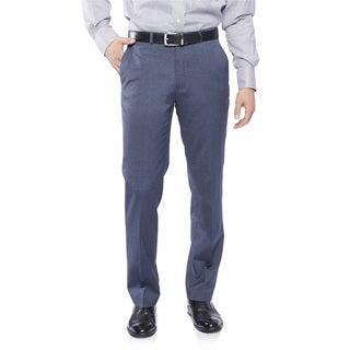 Kenneth Cole New York Blue Technicole Trouser