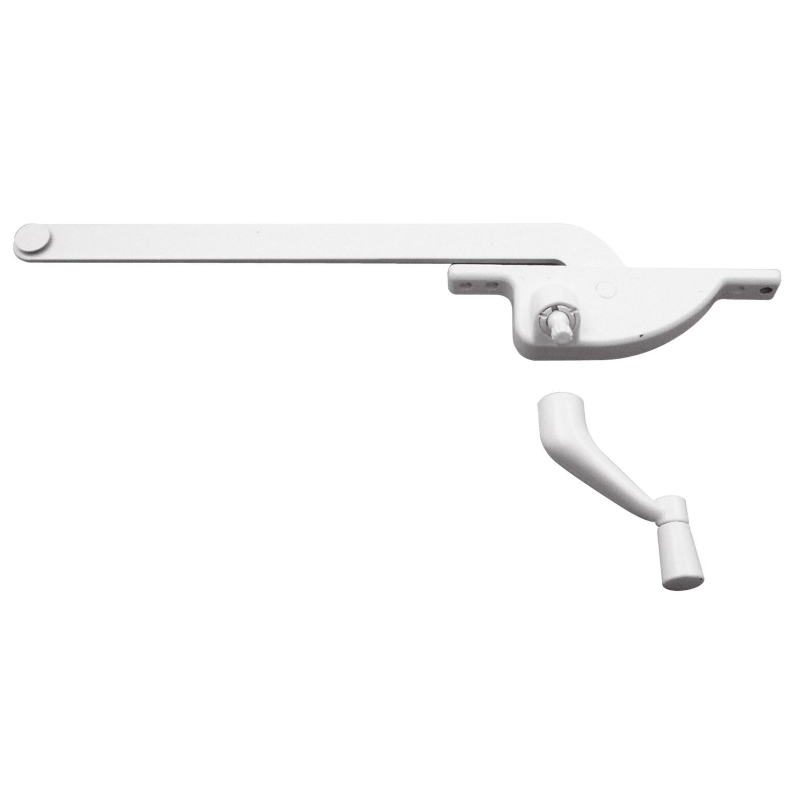 """Prime Line H3709 9"""" White Right Hand Casement Operator (H..."""