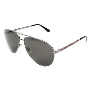 Gucci GG2281/S 0KJ1 Mens Aviator Sunglasses