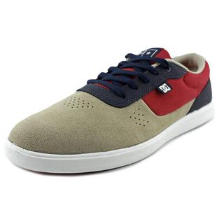 DC Shoes Men's Switch S Lite Red Basic Textile Athletic Shoes